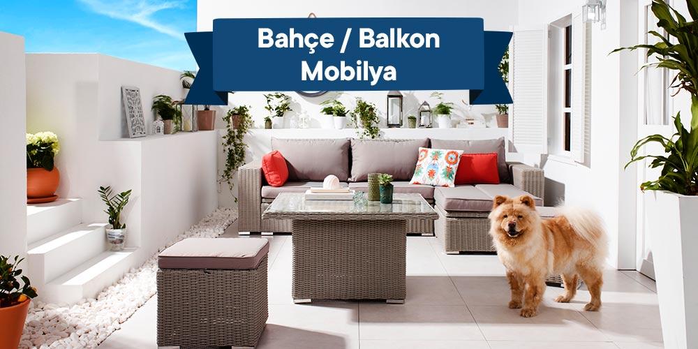 Bahçe - Balkon ve Mobilya
