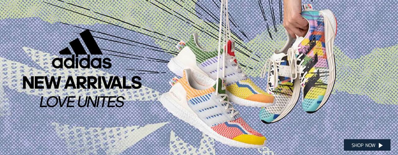 Adidas Love Unites