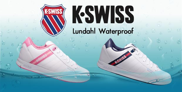 K-SWISS Lundahl Waterproof