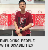 Employment of PWD