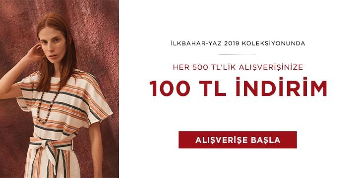 100 TL Yargıcı İndirim Kampanyası